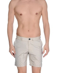 Rrd Swimming Trunks Light Grey