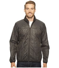 Filson Ultralight Quilted Jacket Raven Men's Coat Black