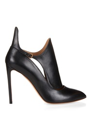 Francesco Russo Rubens Leather Ankle Boots