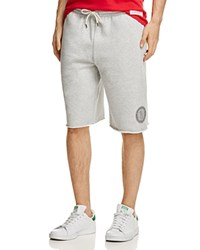 Mitchell And Ness Brooklyn Nets Terry Shorts 100 Bloomingdale's Exclusive Ash Gray