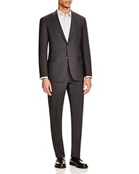 Todd Snyder Stretch Wool Slim Fit Suit Charcoal