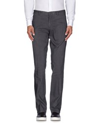 Tru Trussardi Trousers Casual Trousers Men Lead
