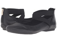 Anne Klein Itcanbe Black Multi Leather Women's Shoes