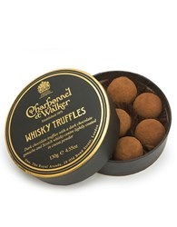 Charbonnel Et Walker Whisky Truffles 4.55 Oz. Brown