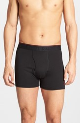 Men's Polo Ralph Lauren 'Supreme Comfort' Classic Fit Boxer Briefs Polo Black