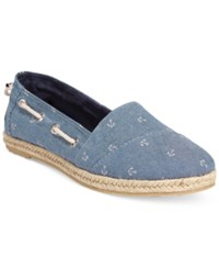 Nautica Rudder Espadrille Flats Women's Shoes
