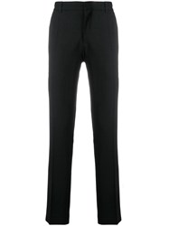 Ann Demeulemeester Classic Tailored Trousers Black