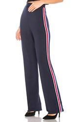 Stateside State Track Sweatpant Blue