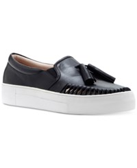 Vince Camuto Kayleena Flatform Sneakers Women's Shoes Black