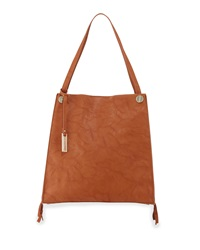 Urban Originals Wonder Zip Tote Tan