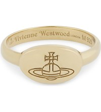 Vivienne Westwood Jewellery Tilly Ring Gold