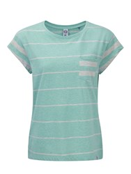 Tog 24 Astrid Womens Deluxe T Shirt Green