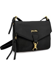 Folli Follie Inspire Cross Body Bag Black