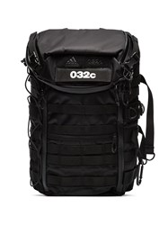 Adidas 032C Logo Print Backpack 60