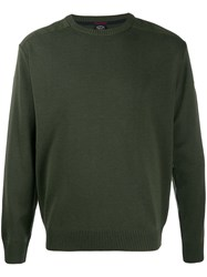 Paul And Shark Round Neck Jumper 60