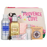 L'occitane From Provence With Love Collection