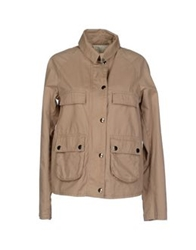 M.Grifoni Denim Jackets Sand