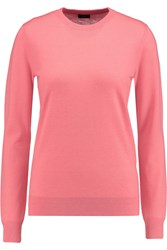 Joseph Cashmere Sweater Orange