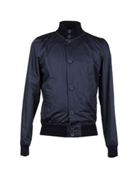 Hardy Amies Jackets Dark Blue