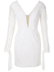 Martha Medeiros Alicia Lace Dress 60