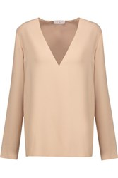 Iro Debbie Crepe Top Neutral