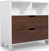 Spot On Square Hiya Dresser Walnut Multicolor