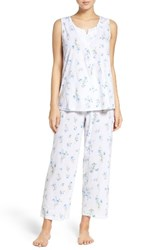 Carole Hochman Women's Cotton Pajamas Harmony