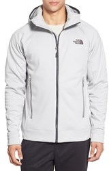 The North Face Men's 'Nacio' Active Fit Full Zip Fleece Hoodie