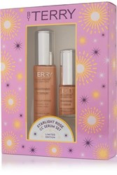 By Terry Starlight Rose Cc Serum Set Sunny Flash No.4 Colorless