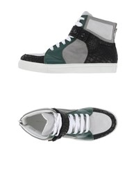Kris Van Assche Krisvanassche Footwear High Tops And Trainers Men Light Grey
