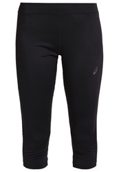 Asics 3 4 Sports Trousers Performance Black