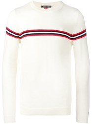 Perfect Moment Orelle Sweater White