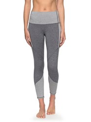 Roxy Crazy Lullaby Technical Leggings Grey