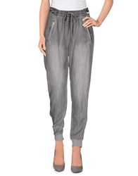 Black Orchid Trousers Casual Trousers Women Grey