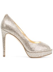 Michael Michael Kors Erika Pumps Metallic