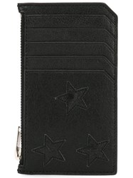Saint Laurent 'Rider California 5 Fragments' Zip Pouch Black