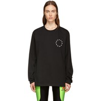 Etudes Studio Black Wonder Europa Long Sleeve T Shirt
