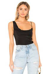 Amanda Uprichard Lourdes Top Black