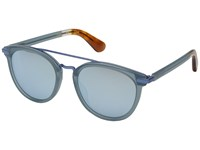 Toms Harlan Medium Blue Fashion Sunglasses