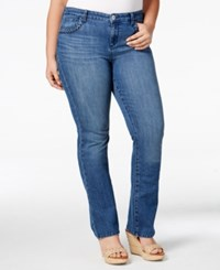 Styleandco. Style Co. Plus Size Braided Trim Bootcut Jeans Only At Macy's Myrtle