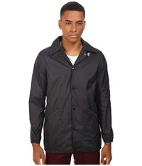 K Way Raoul Coach Jacket Black Men's Coat