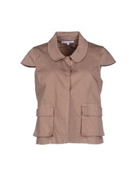 L'autre Chose L' Autre Chose Suits And Jackets Blazers Women Light Brown