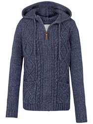 Fat Face Amy Hoody Navy