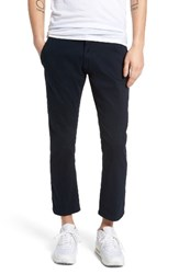 Imperial Motion Men's Federal Cropped Chinos Navy