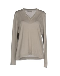 Maison Ullens Sweaters Dove Grey