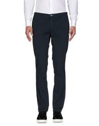 Dimattia Casual Pants Dark Blue