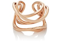 Dauphin Women's Serpentine Cuff Ring No Color