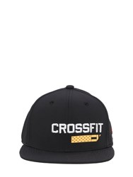 Reebok Crossfit Embroidered Cotton Hat