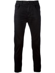 Stampd Skinny Pants Black