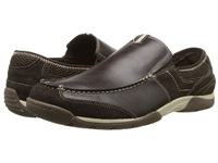 Vionic With Orthaheel Technology Eli Brown Men's Shoes